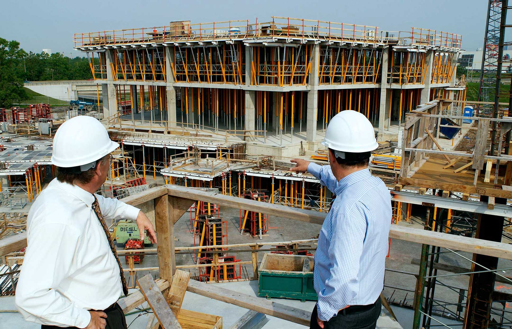 Reliance Construction Group | Contact | Employment