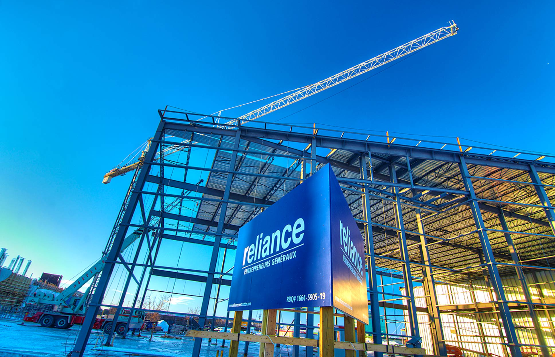 Reliance Construction Group Home